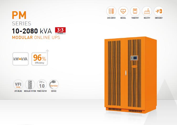 Makelsan Modular UPS