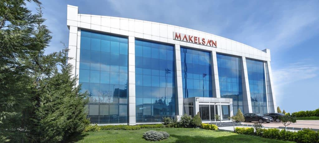 Makelsan UPS HQ